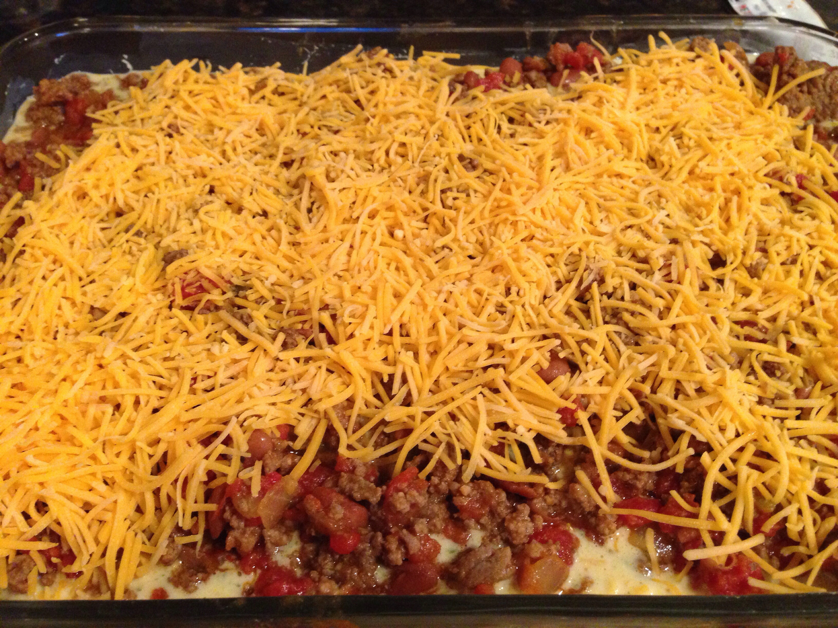 Easy Cowboy Cornbread Casserole Fabulous After Fifty,8th Anniversary Cake