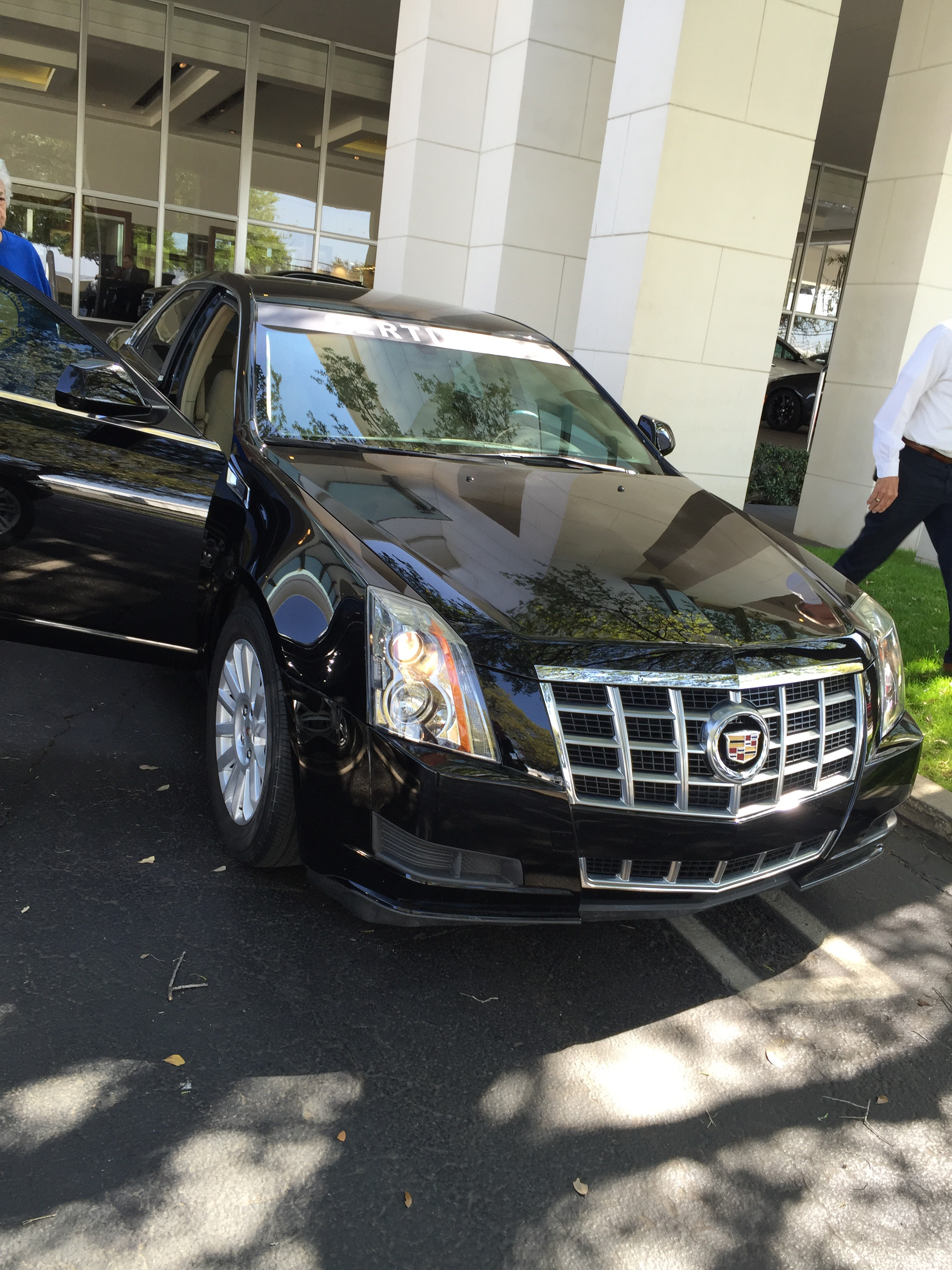 sewell cadillac